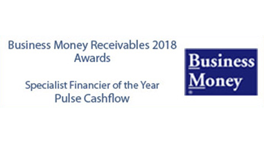 Specialist Financier of the Year by Finance Professionals